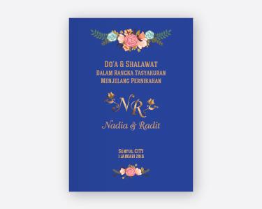 Buku Doa & Shalawat Menjelang Pernikahan 23