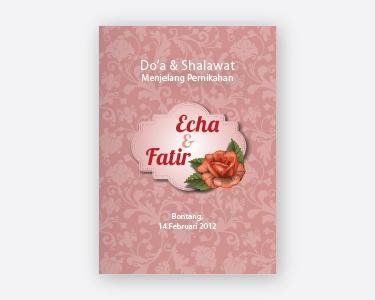 Buku Doa & Shalawat Menjelang Pernikahan 08