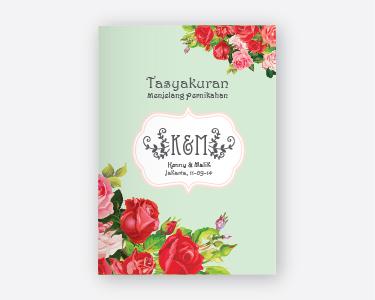 Buku Doa & Shalawat Menjelang Pernikahan 16